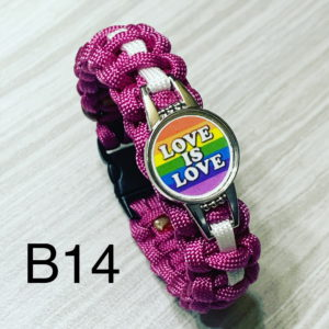 LGBTQ2S+ Bracelet